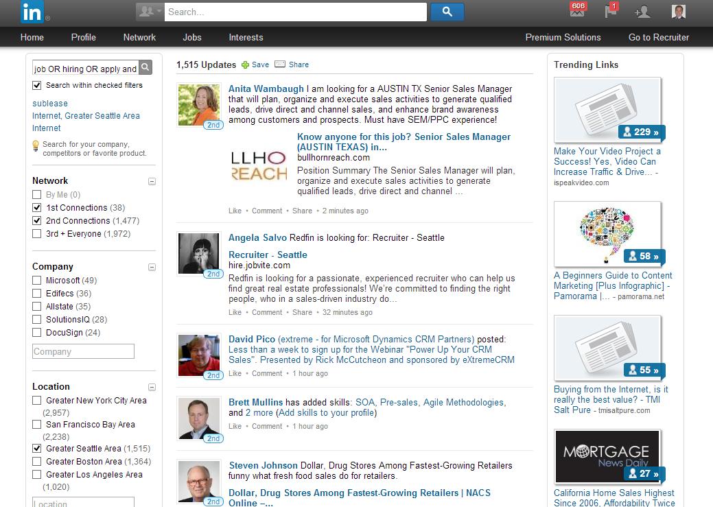 Signal   LinkedIn